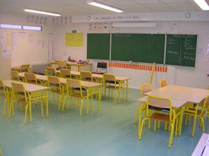 école maternelle et primaire de Puyravault